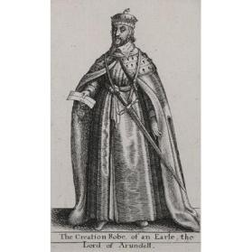 The Creation Robe, of an Earle, the Lord of Arundell