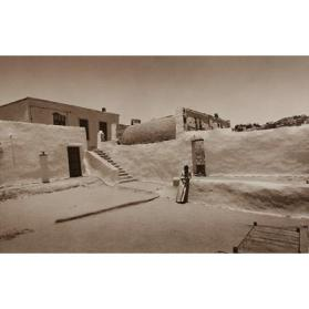 The Family Courtyard as Architectonic Sculpture (Nubian Village, Elephantine  Island)