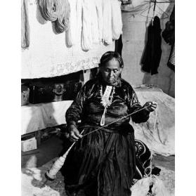 Navajo Spinner Mrs. John Six
