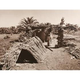 Primitive Lean-to … An Ancient Tradition (Nubian Countryside)