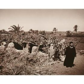 Primitive Shelter out of the Past (Nubian Countryside)