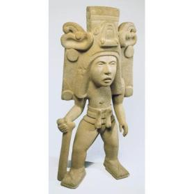 Agricultural Deity or Priest Figure