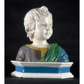 Bust of Christ as a Child