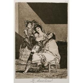 Le descanona (She Fleeces Him), Plate 35