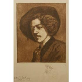 "Whistler's ""Portrait of Himself"""