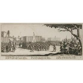 Enrollment of the Troops, Plate 2