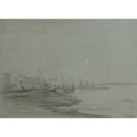 Waterfront Scene