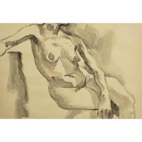 Untitled (Female Torso)