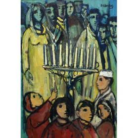 Come Let Us Light the Minorah