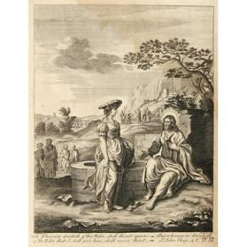 Jesus and the Samaritan Woman (John 4:13-14)
