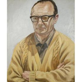 Portrait of David Spelman