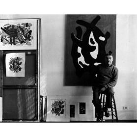 Fernand Leger, New York City, 1941