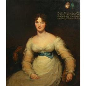 Portrait of Lady Bouverie