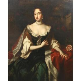 Portrait of Princess Mary