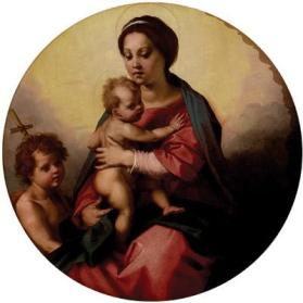 Madonna and Child and the Infant Saint John