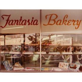 Fantasia Bakery - Left Window
