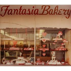 Fantasia Bakery - Right Window