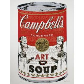 Art Soup with Introductory Text