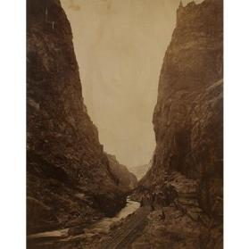 The Royal Gorge, Grand Canyon of the Arkansas
