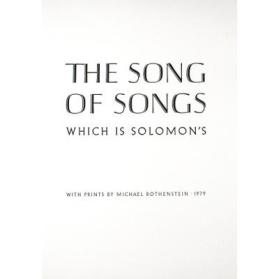 The Song of Songs Portfolio