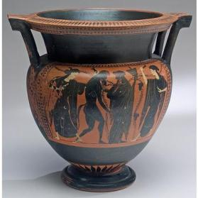Column Krater (Mixing Bowl)