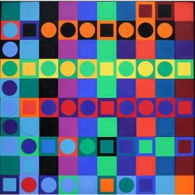 Vasarely Planetary Folklore Participations #1