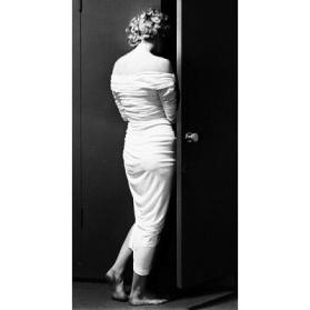 Marilyn Entering the Closet