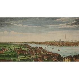 A View of London As It Was in the Year 1647