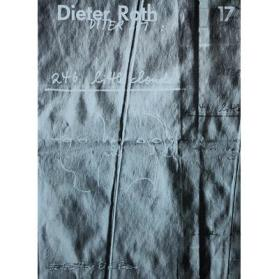 Dieter Roth Collected Works Volume 17: 246 Little Clouds