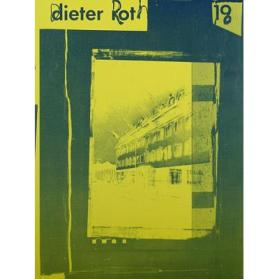 Dieter Roth Collected Works Volume 18: Smaller Works (Part 1)