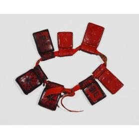 Arm Band with Protective Amulets