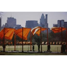 The Gates, Central Park, New York City, 1979-2005